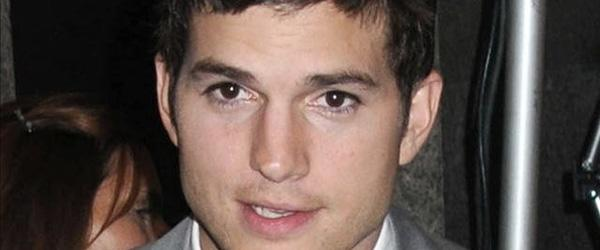 Ashton Kutcher allegedly playing Steve Jobs in a biopic