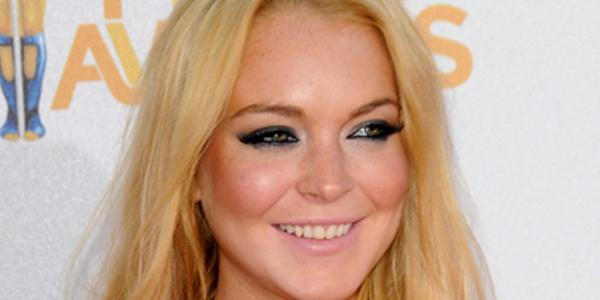 Lindsay Lohan apparently all work, no love for now